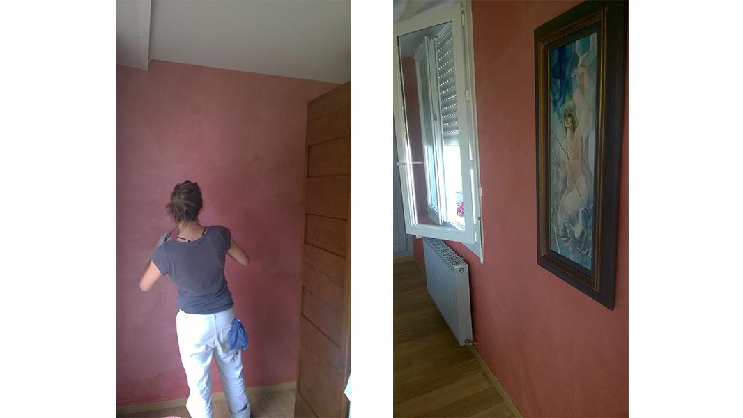 Aulhiac Peintures - Artisan peintre à Labenne - Décoration - Stuc Cadorro San Marco à Labenne
